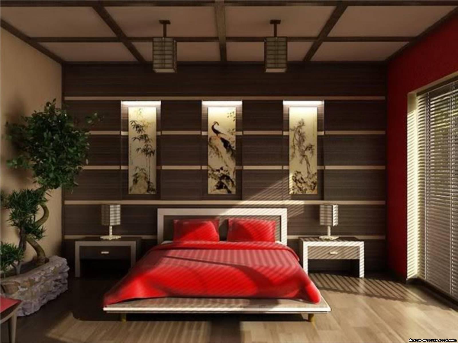 Декорирование стен тканью своими руками в китайском стиле
